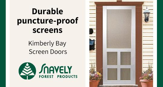 Snavely Screen Doors