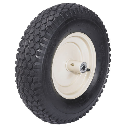 Wheelbarrow Tires & Parts
