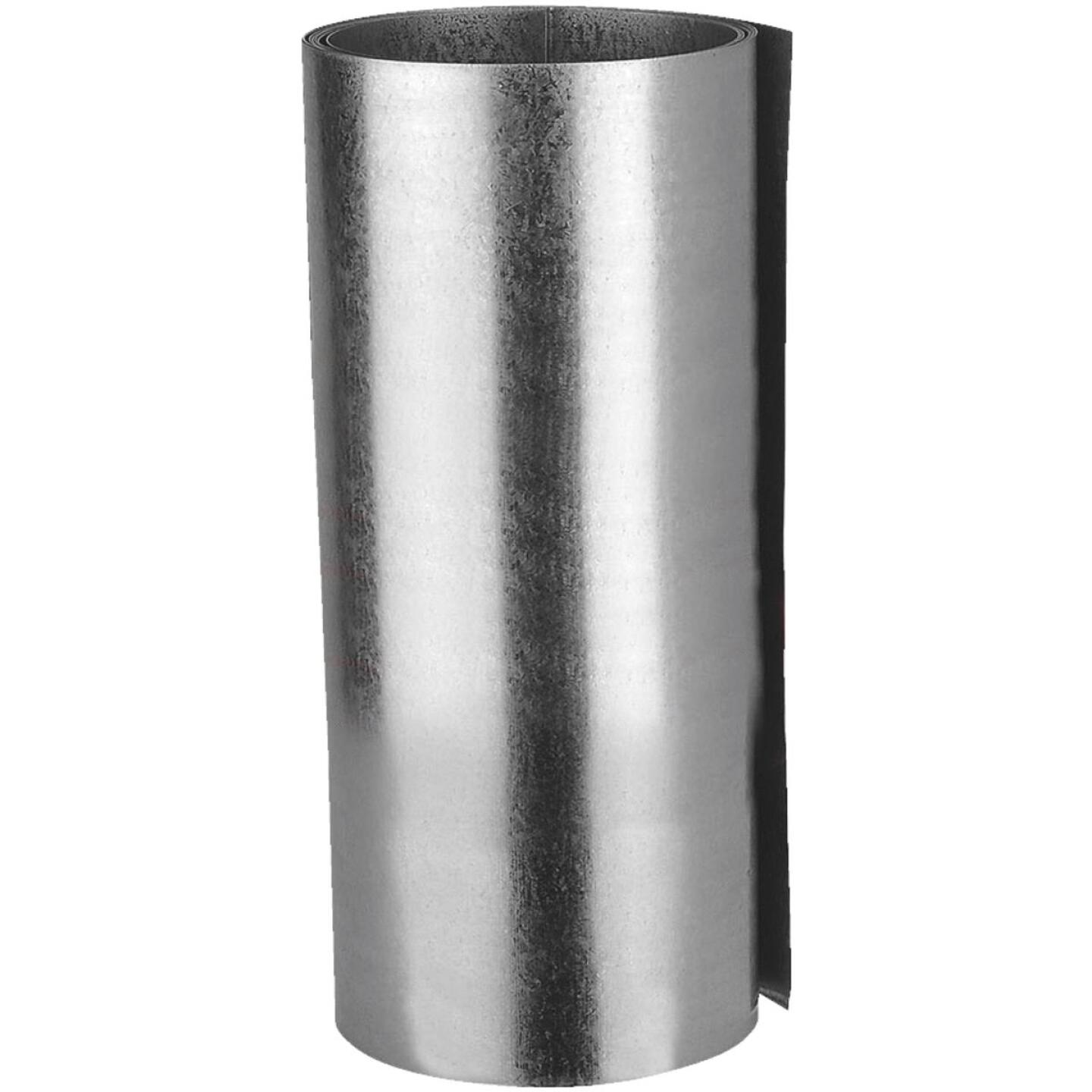 NorWesco 10 In. x 50 Ft. Mill Galvanized Roll Valley Flashing Image 1