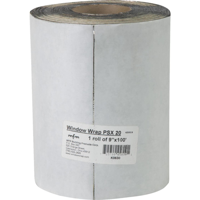 MFM PSX-20 WindowWrap 9 In. x 100 Ft. Flashing Tape Image 1