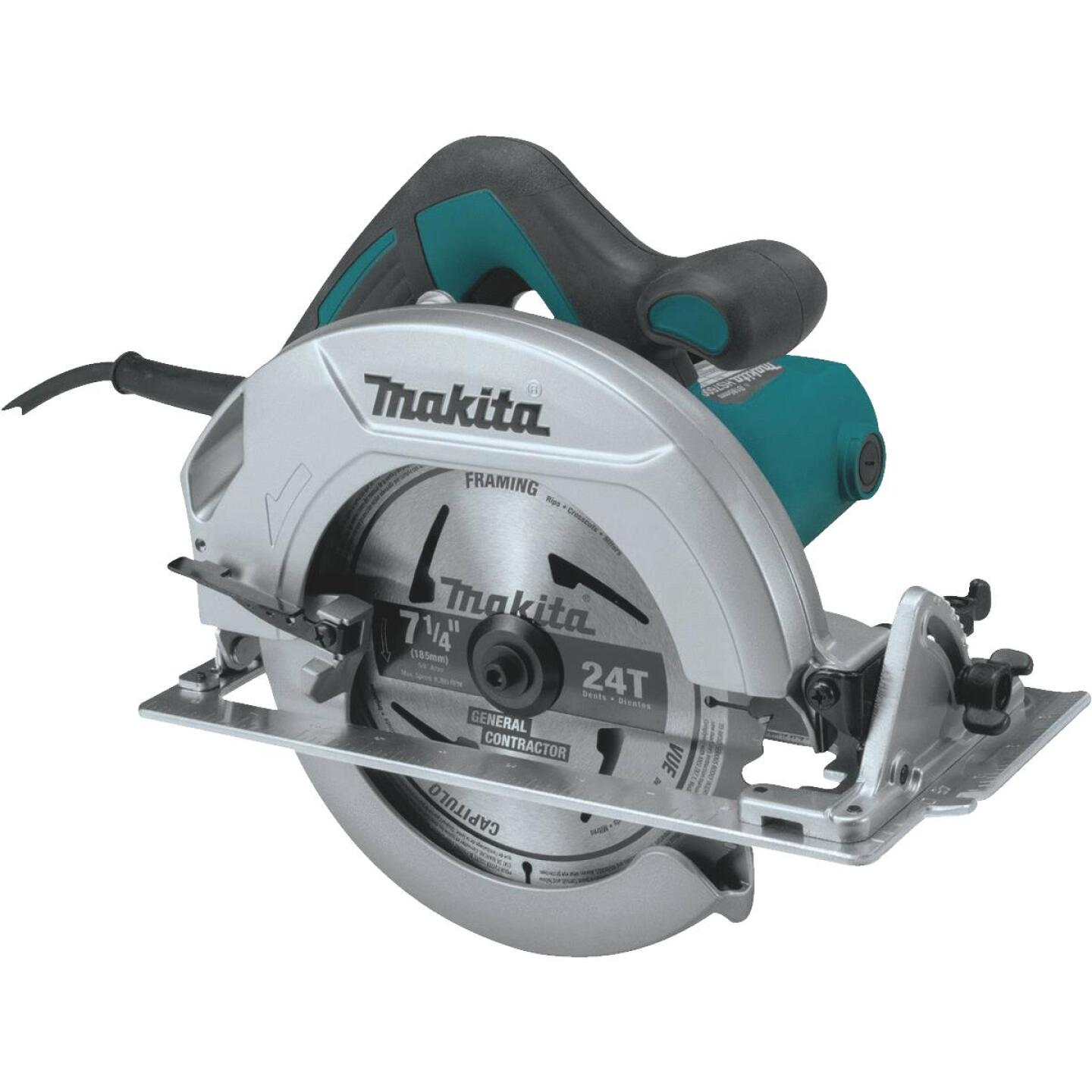 Makita 7-1/4 In. 10.5-Amp Circular Saw Image 1