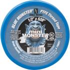 BLUE MONSTER 1/2 In. x 520 In. Blue Thread Seal Tape Image 1