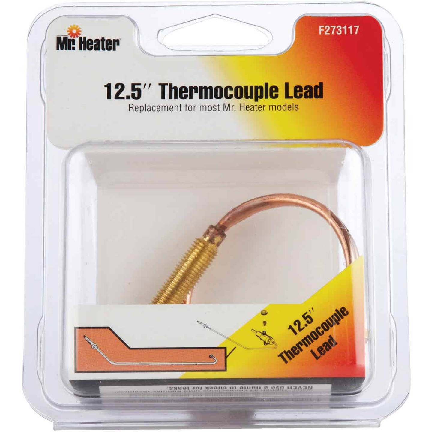 MR. HEATER 12-1/2 In. Replacement Thermocouple Image 2