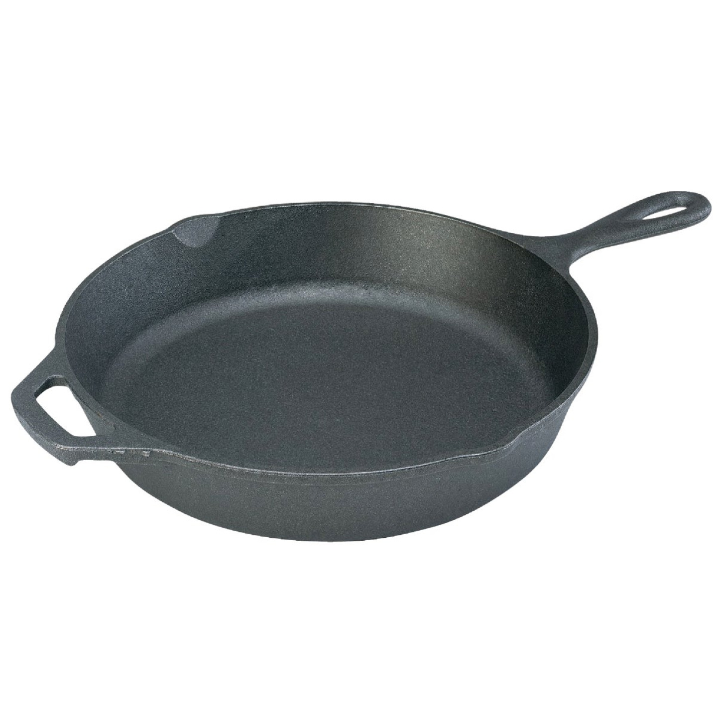 Lodge 10-1/4 In. Cast Iron Skillet with Assist Handle Image 1