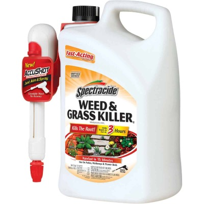 Spectracide 1.33 Gal. Ready To Use Wand Sprayer Weed & Grass Killer