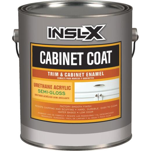 Insl-X 1 Gal. Tint Base 3 Semi-Gloss Cabinet Coating
